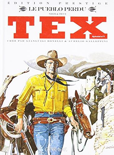 Tex spécial, Tome 7 : Le pueblo perdu