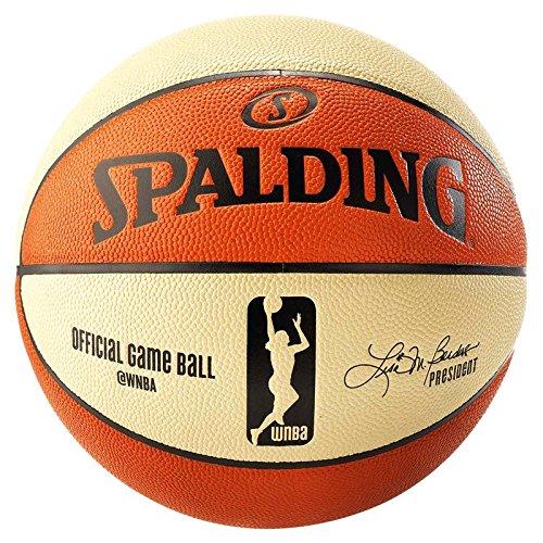 Spalding WNBA Game Ball Sz.6 74-931Z Balón Baloncesto
