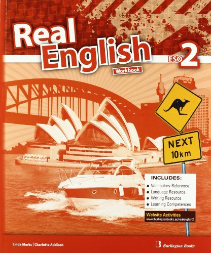 Real English. Workbook. 2º ESO por Vv.Aa.