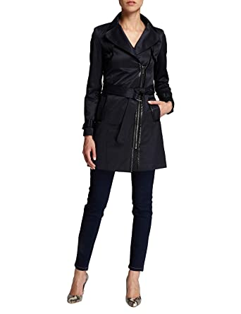 Morgan - 152-Gris.N - Trench - Manches Longues - Femme: Amazon.Fr