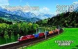 Alpenbahnen 2018