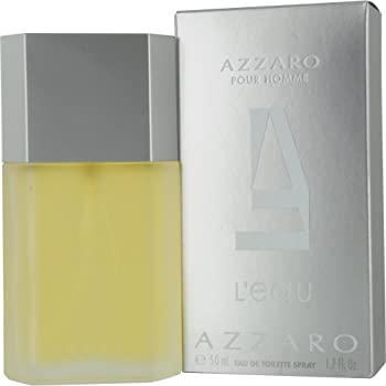 fae76184ec0 Azzaro Pour Homme L eau Eau de Toilette Spray for Him 50 ml  Amazon ...