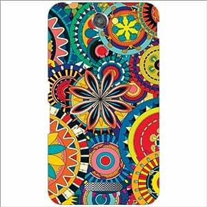 Sony Xperia E4 Back Cover - Mesmerizing Designer Cases