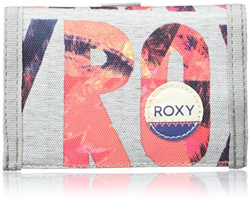 Roxy Damen Small Beach Portemonnaie S Beach, AX Heritage Heather Liquid Let, One Size, ERJAA03215 (Womens Heather Heritage)