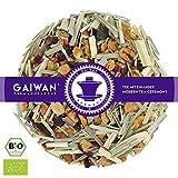 """N° 1302: Tè alla frutta biologique in foglie """"Mela Limone"""" - 250 g - GAIWAN® GERMANY - tè in foglie, tè bio, mela, citronella, ibisco, limone"""