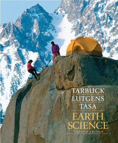 Earth Science Value Pack (Includes Applications and Investigations in Earth Science & Encounter Earth: Interactive Geoscience Explorations)