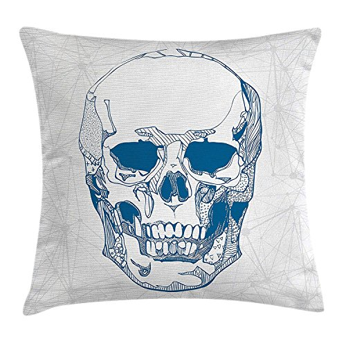 Home & Garden Hottest Starry Sky Print Cushion Cover For Car Office Seat Throw Pillows Universal Modern Decorative Pillows Cover Home Decor Jade White Cushion Cover