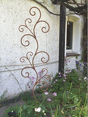 Jardin tuteur fer - Deco jardin metal rouille lyon ...