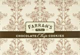 Farrah's of Harrogate Chocolate Chip Cookies 150 g