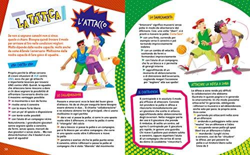Zoom IMG-3 il basket spiegato ai bambini