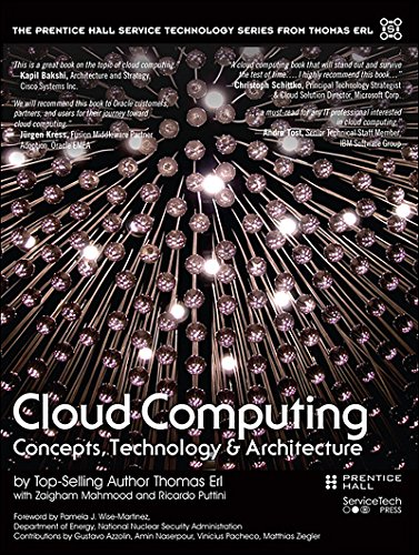 Cloud Computing: Concepts, Technology & Architecture (The Prentice Hall Service Technology Series from Thomas Erl) (English Edition)