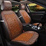 QXXZ Autositzbezüge, Kühlung Bambus-Sitz Autodecke, 1Pcs, C
