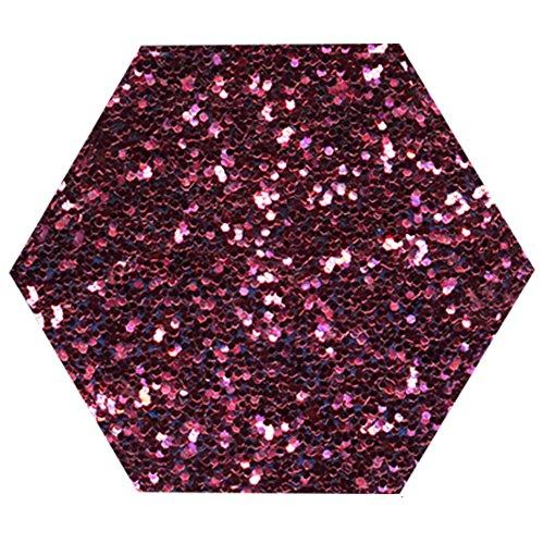 1kg Glitzer Taschen Verschiedene Farben Weihnachten Karte machen und Scrapbooking Pink (Glitter Pink Sprinkles)