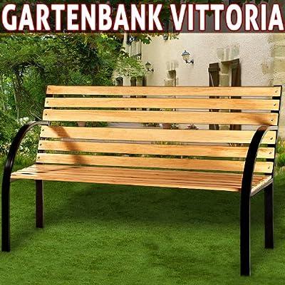 JOM 127272 Gartenbank, 2 Sitzer, mehrfarbig