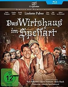 Das Wirtshaus im Spessart (Filmjuwelen) [Blu-ray]