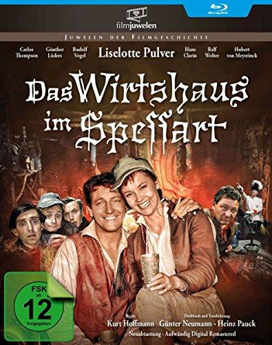 Bild von Das Wirtshaus im Spessart (Filmjuwelen) [Blu-ray]
