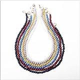 TATHASTU ENTERPRISE Eyeglass Chain Strap Holder Cord Sunglass Chain, Face Mask Chain for boy, Women, Girls, Men set of 6