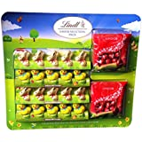 Lindt Easter Selection Pack 400g , Great gift for anybody this easter a seasonal selection of delcious lindt chocolate.