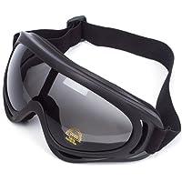Wildken Skibrille Motorrad Sonnenbrillen Flexible Schutz Goggle Anti-Kollision Elastische Schutzbrille Mit Winddicht Und…