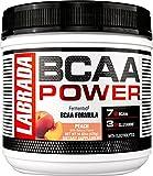 Labrada BCAA Power Fermented Peach, 1er Pack Ohne Pfand (1 x 396 grams)