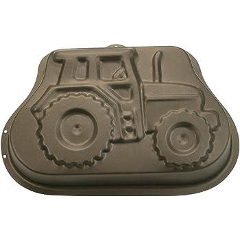 Stadter 571044 Backform Schorsch Der Traktor Antihaft 30 Cm Amazon