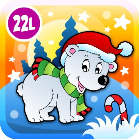 Animals Games for Kids • Play and Learn with Farm and Zoo Animals – Funny Sound Touch and Matching Memory Games with Cute Animated Animals: Interactive Learning Activity Toy for Kids (Baby, Toddler, Preschool Children) by Abby Monkey®
