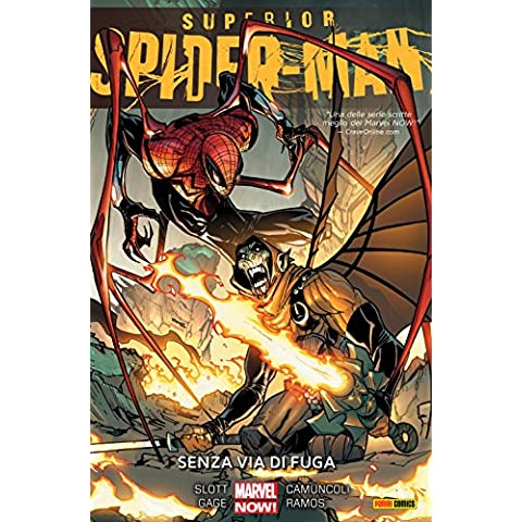 Superior Spider-Man Vol. 3: Senza Via Di Fuga