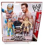 WWE - W6464 - Figurine - Battle Pack - Sin ...