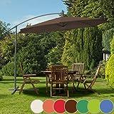 Sonnenschirm Ø 350cm in Farbwahl