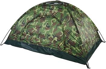 Asixx Camping Wurfzelt, Outdoor Zelt mit Belüftungsgitter für 2 Personen,UV-Schutz bis zu 40+ für Strand, Camping, Wandern usw, 200 x 150 x 110 cm