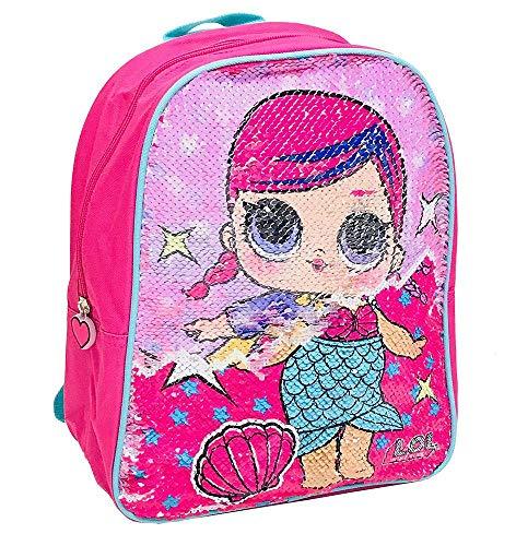 carina a disposizione compra meglio L.O.L. Surprise! LOL-23110 Zaino Asilo Zainetto per Bambini ...
