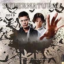 Supernatural 2013 Wall Calendar: The Television Series