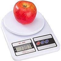 Rpanle Balance de Cuisine Électronique, Balance numérique de Cuisine de Haute Précision, Fonction Tare, 10kg/1g, Balance…