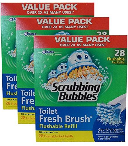 Sc johnson 0096362206884 Scrubbing Bubbles Toilet