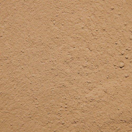 Terra Exotica 25 kg Lehmpulver, Naturlehm, Bodengrund naturbraun, Lehm braun