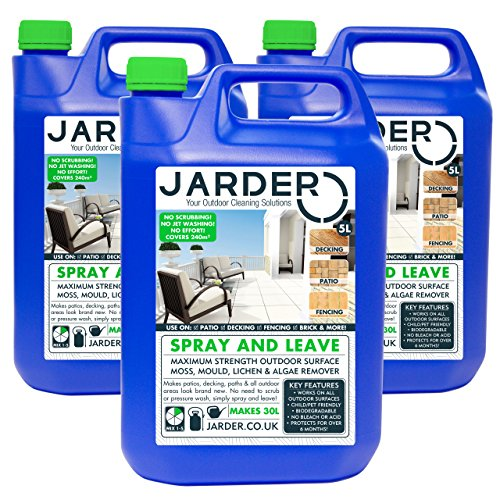 3-x-5-litre-concentrate-jarder-spray-leave-cleaner-patio-fencing-decking-moss-mould-algae-killer