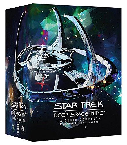 Set Trek Star Box (star trek deep space nine - stagione 01-07 (48 dvd) box set)