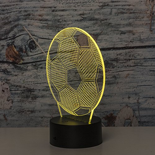 Zoom IMG-1 linkax luce notturna 3d illusione