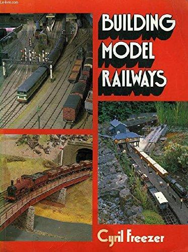 Building Model Railways par  C.J. Freezer