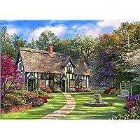Stampa su legno 110 x 80 cm: The Hideaway Cottage di Dominic Davison / MGL Licensing