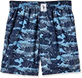 #6: U.S. Polo Assn. Men's Printed Cotton Boxers (Colors May Vary)