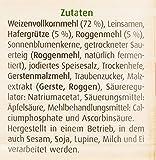 Bielmeier-Küchenmeister Brotbackmischung Mehrkornbrot, 15er Pack (15 x 500g) - 4