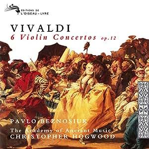 Vivaldi-6 Concertos Violon