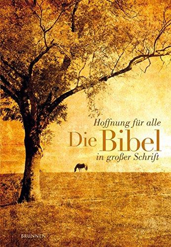 Hoffnung für alle - Die Bibel in großer Schrift: Country Edition