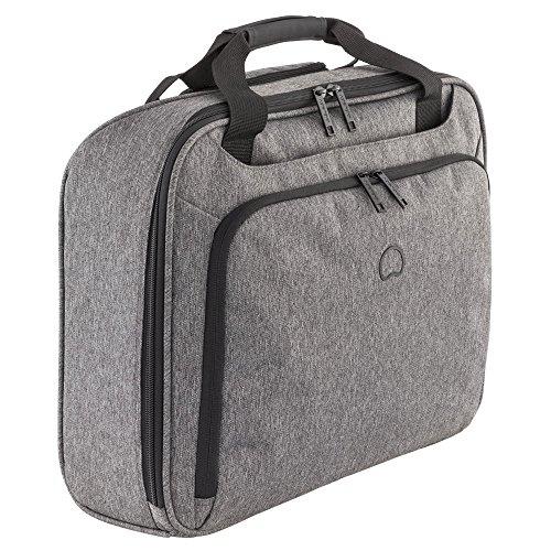 Delsey Laptop-Trolley, schwarz (Schwarz) - 00 3942449 00 anthrazit