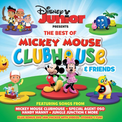 Disney Junior-the Best of Mick [Import allemand]