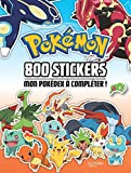 Pokemon - 800 stickers