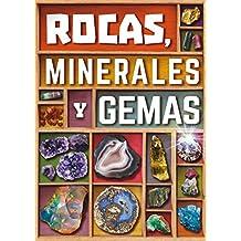 Rocas, minerales y gemas (Enciclopedias)