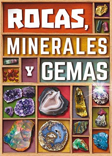 Rocas, minerales y gemas (Enciclopedias) por John Farndon