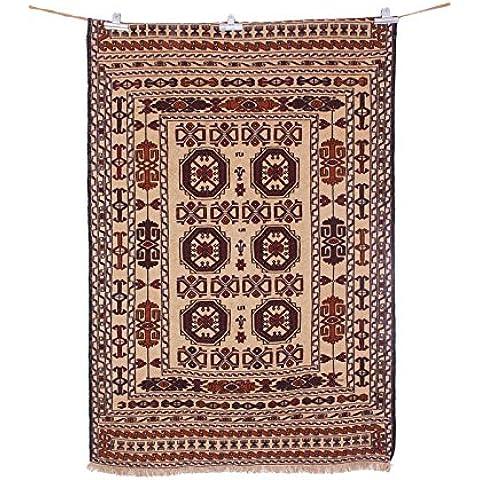 kashmiri sojani de lana de indio tapiz Kashmiri 4x 6área alfombra alfombra de Kelim
